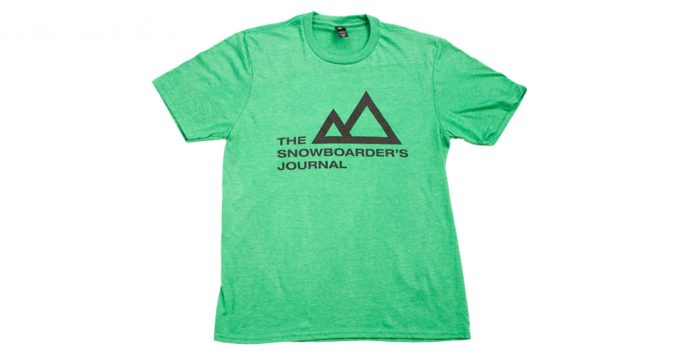 TSNJ Kelly Green Tee