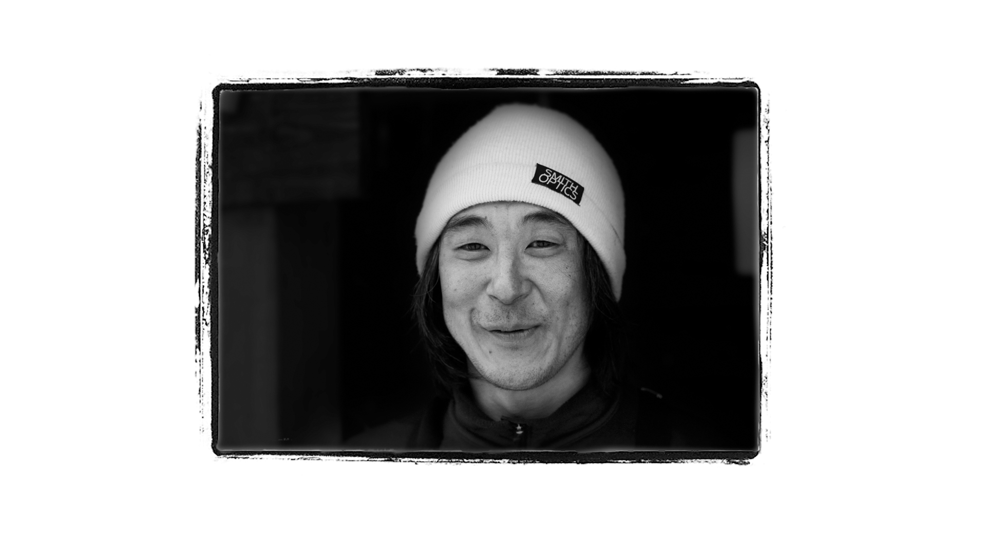 Makoto Yamada. A life saver. Marko is one of the senior Guides from the Powder Company, Niseko's premier guiding service and the crew who really looked after me in the BC. Marko has shown me things and places that as a snowboarder I'll never forget and as a film maker I'll be indebted to him forever.