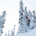 Tyler Morton kicks one out. Photo: Justin Kious.