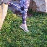Plantar Flexion, single leg heel raise on each side.