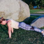 Plank: Planks are an excellent exercise for building core and total body strength.