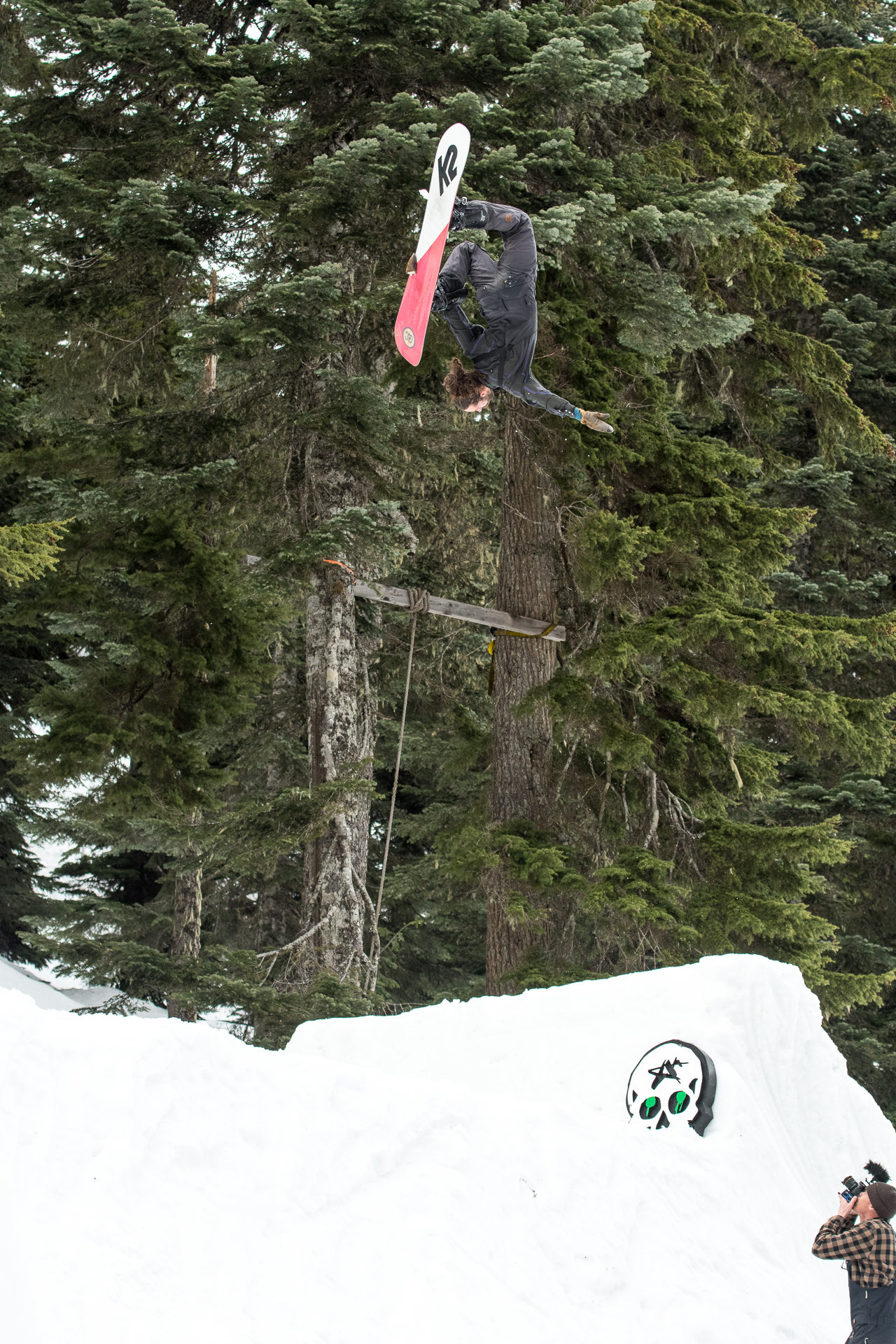 Destry Serna, Summit at Snoqualmie, WA.