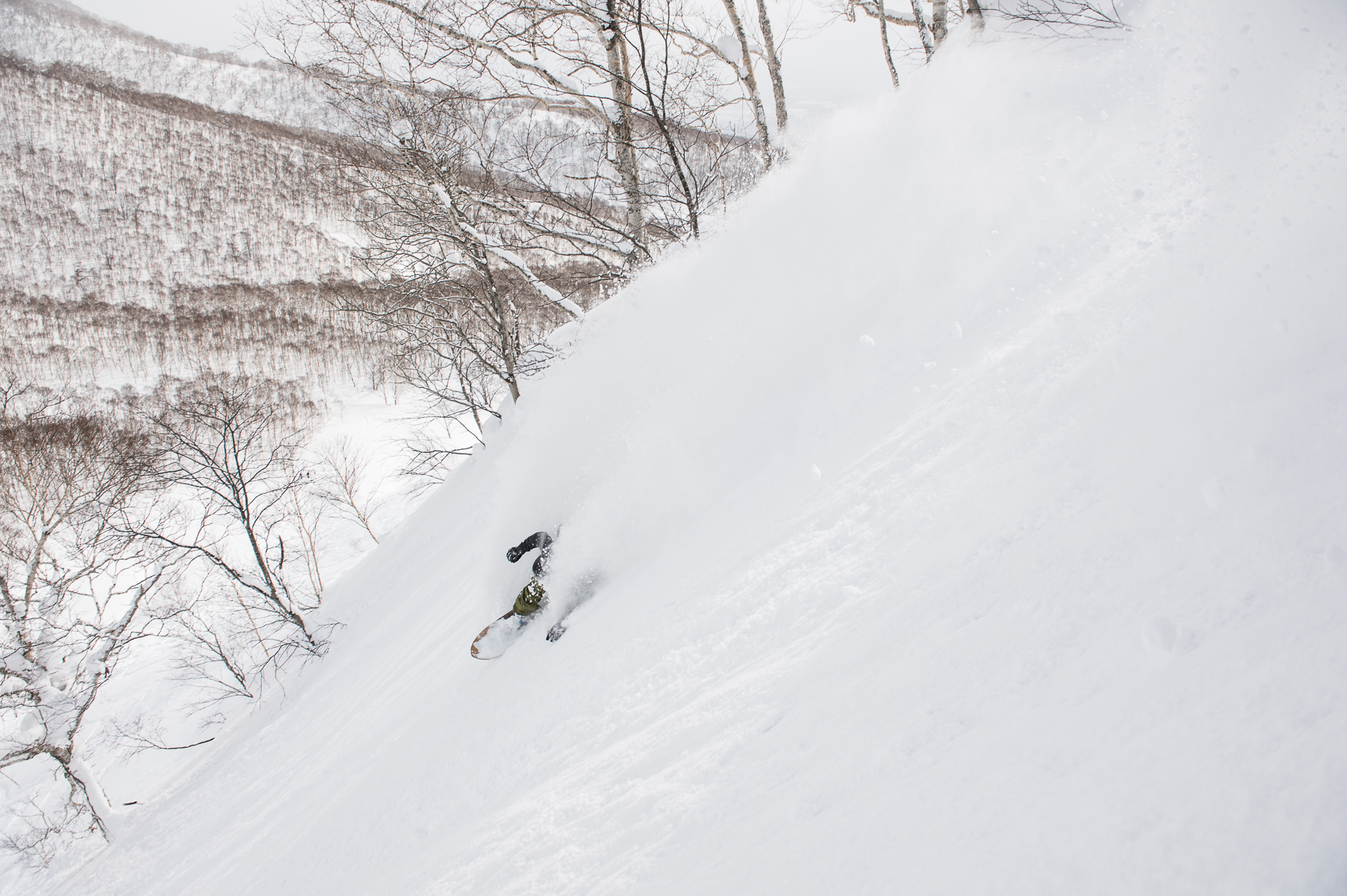 Colin Wiseman, Hokkaido, Japan, as see in Issue 12.1. Photo: Rip Zinger.