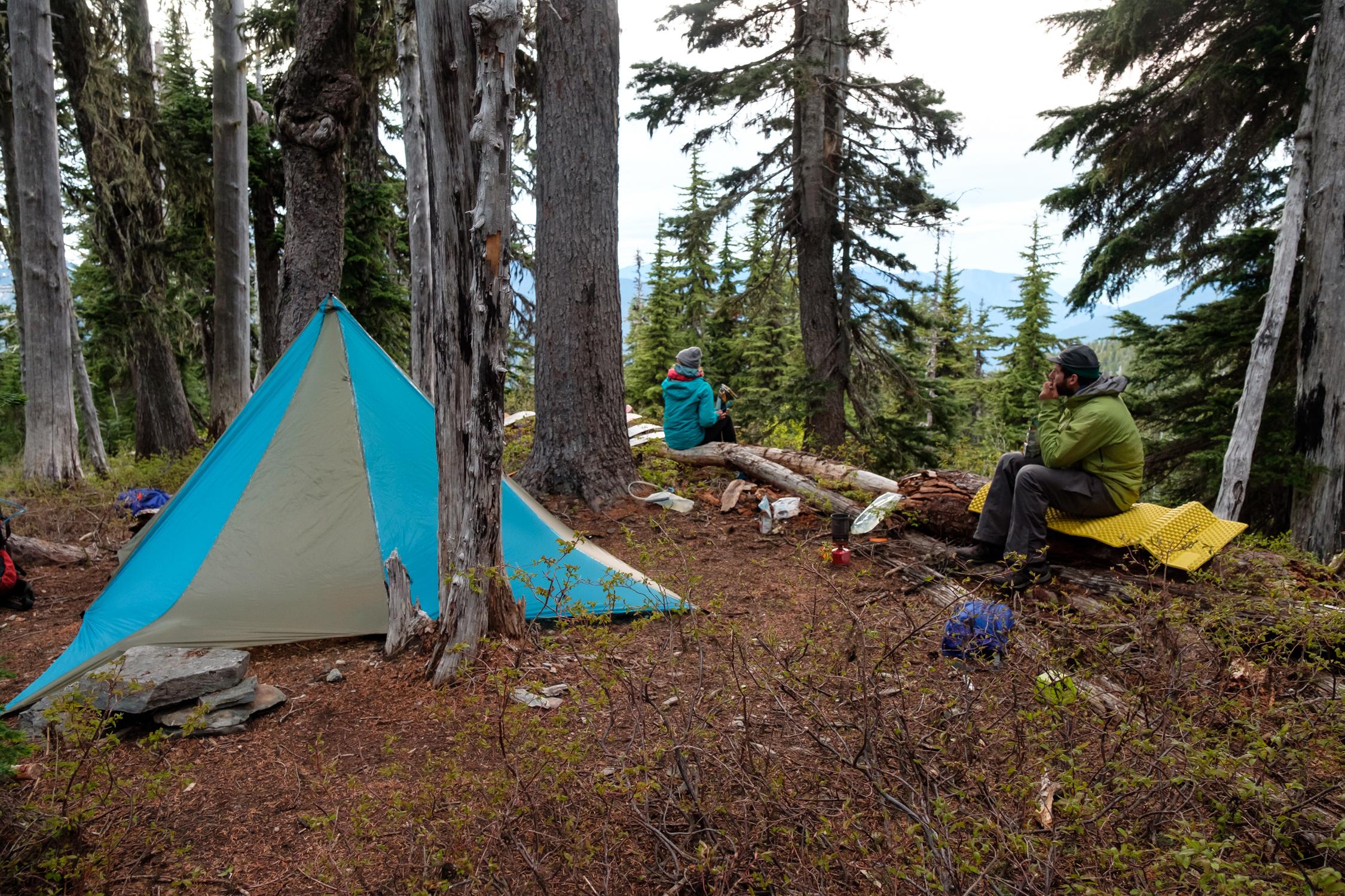 Black Diamond Mega Light Tent - The Snowboarders Journal