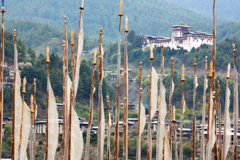 Bhutan adventure trip