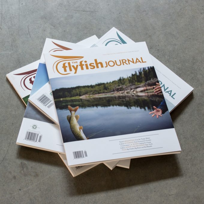 Subscription to The Flyfish Journal
