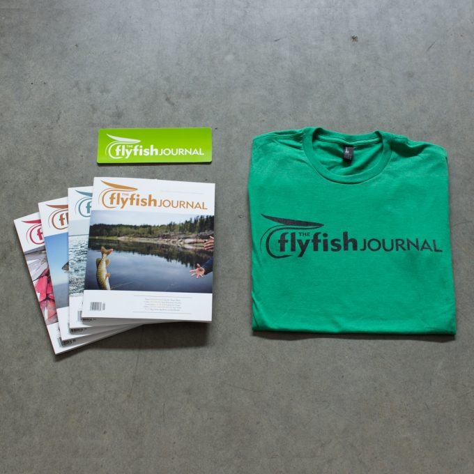 TFFJ green shirt subscription package.