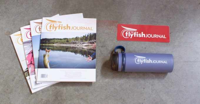 TFFJ subscription package with Avex insulated water bottle.