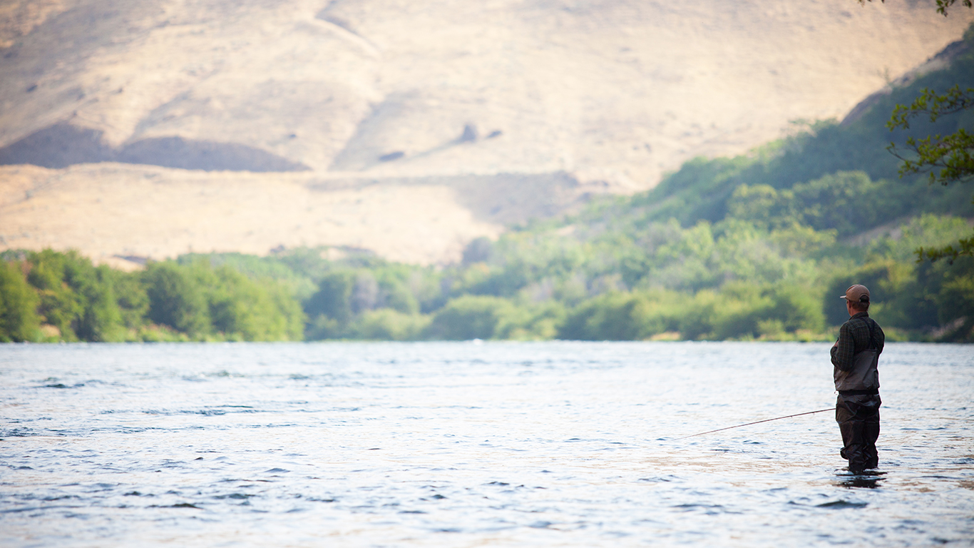 One Day: Deschutes River - The FlyFish Journal