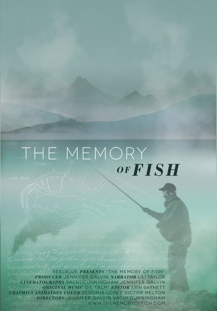 The Memory of Fish movie poster