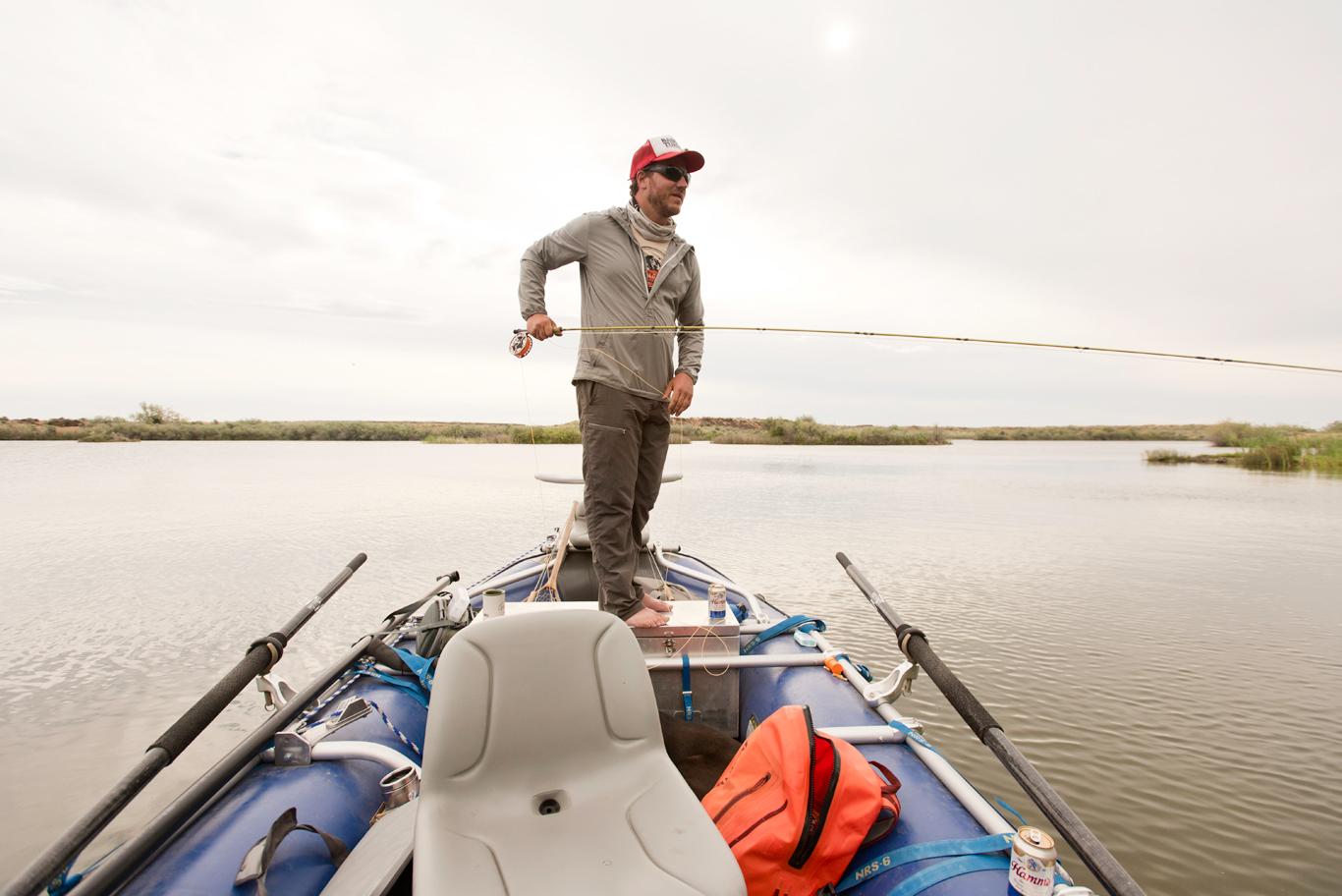 patagonia, stormfront, flyfishing,