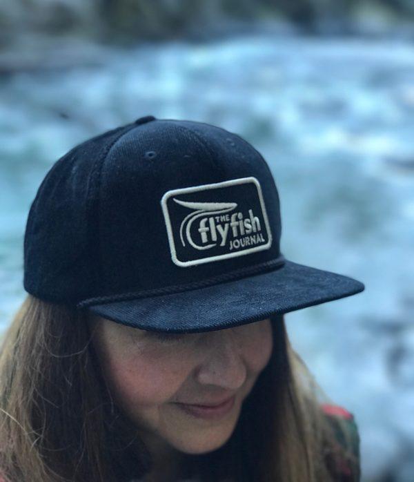Tffj Hat Black Front 02